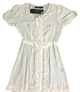 Ark & Co. short dress White Cream Offwhite on Tradesy