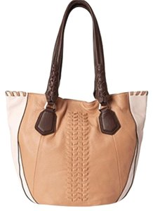 orYANY Coral Beige Pink Peach Shoulder Bag