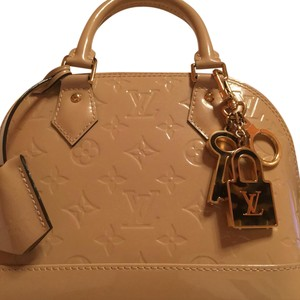 Louis Vuitton Satchel in Dune