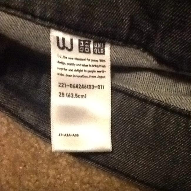 Uniqlo Skinny Jeans-Distressed