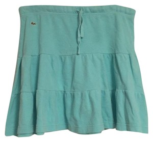 Lacoste Skirt Tiffany Blue