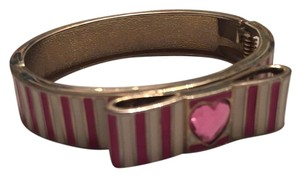 Betsey Johnson Striped Bangle