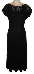 All That Jazz Vintage Lace Low Dress