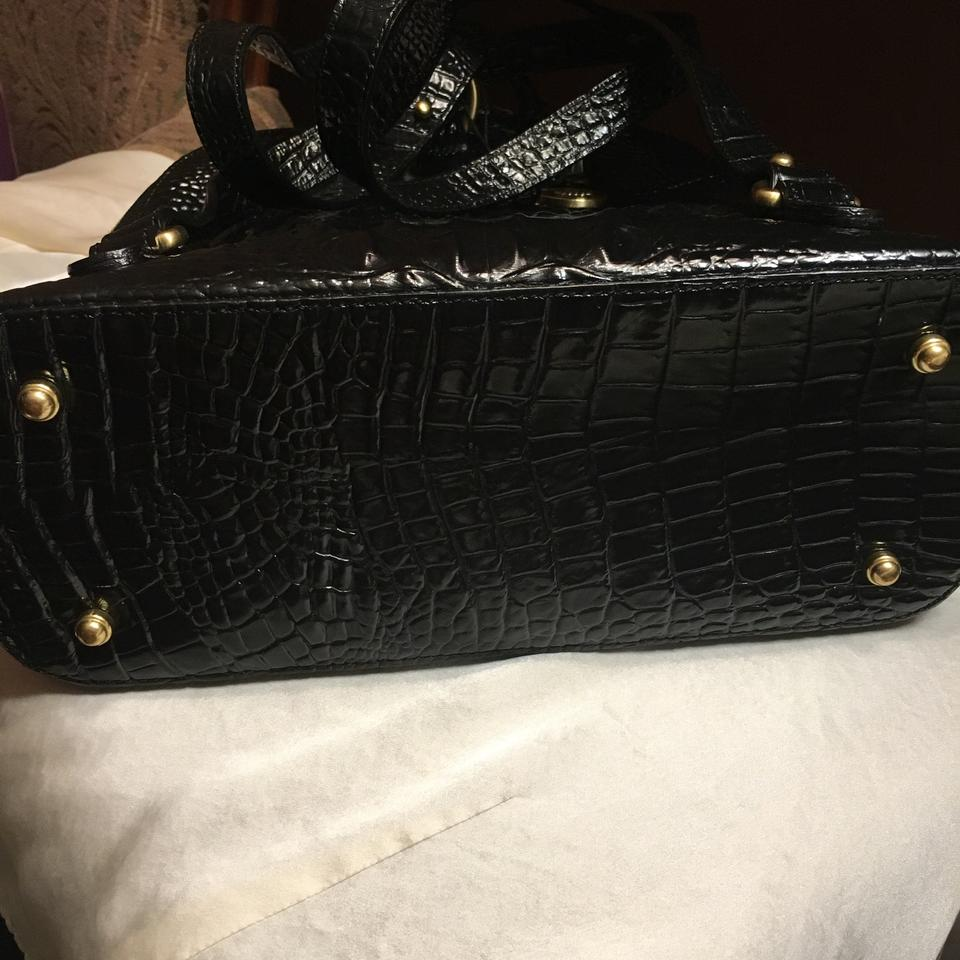 Brahmin Handbag Style Number H83 151 00001 Come With Registration Card And Tag Crocodile Leather Backpack
