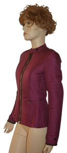 Burberry Women's New Magenta Jacket
