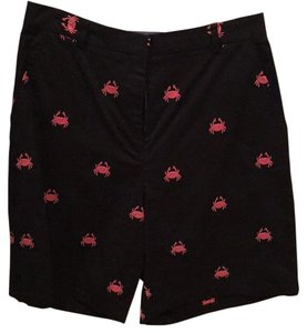 J.McLaughlin Bermuda Shorts Black