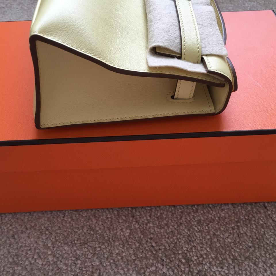where to buy hermes bags - Herm��s Bnib Kelly Pochette Swift Leather Mini Jaune Poussin Phw ...