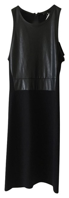 Wilfred Faux Leather Dress