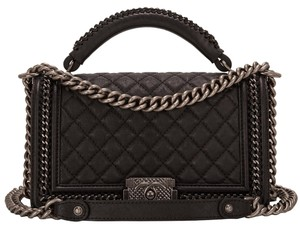 Chanel Boy Cc Shoulder Bag
