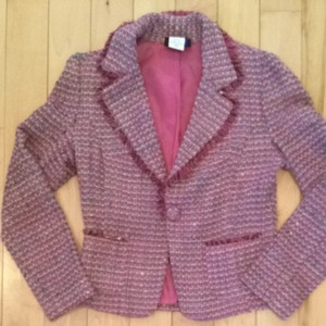 Star City Pink/Multi Blazer