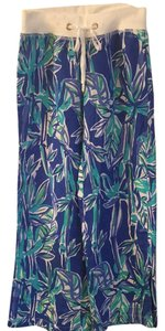 Lilly Pulitzer Relaxed Pants Blue crush