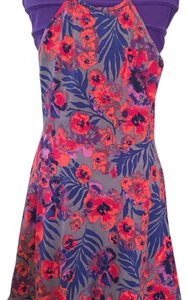 Mossimo Supply Co. short dress Multi floral on Tradesy