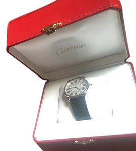 Cartier Cartier Ronde Solo Automatic Stainless Steel Mens Watch W6701010