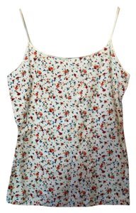 Arizona Floral Sleeveless Top Multicolor
