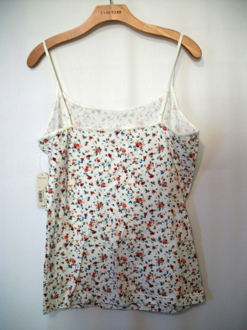 Arizona Floral Sleeveless Top Multicolor Image 1