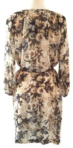 Patterson J. Kincaid short dress Floral Belted Comfortable Slip Top on Tradesy