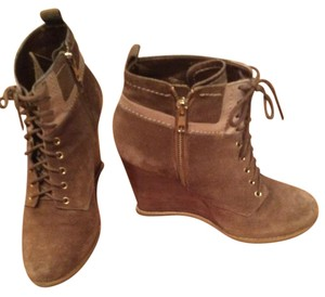 Twelfth St. by Cynthia Vincent Beige Boots