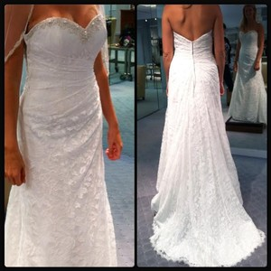 Alfred Angelo Style 2208 Wedding Dress