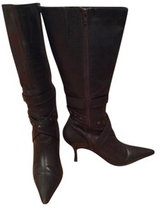 Nina Shoes Dark brown Boots