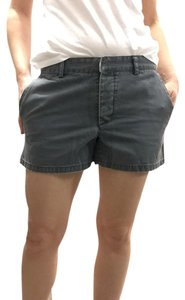 American Eagle Outfitters Shorts Dark Blue Grey