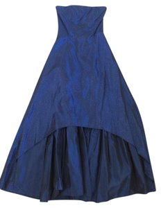 Jessica McClintock Ball Gown Strapless Size 8 Long Dress