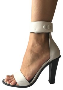 Tibi White Pumps