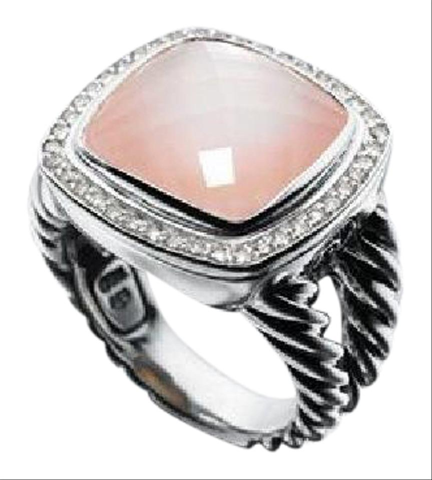 sold metallic rings at cable david ring quartz bloomingdale women normal previously s lyst gallery moon jewelry yurman diamonds albion silver with in product