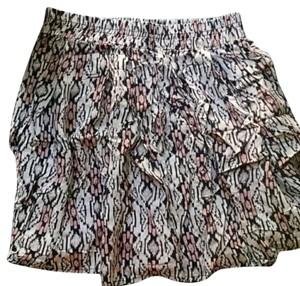 Brandy Melville Mini Skirt Aztec