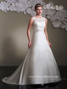Mary's Bridal 3y396 Wedding Dress