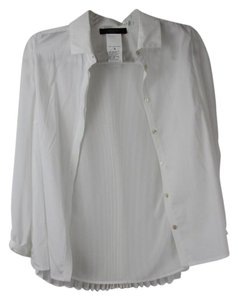 Max Mara Shirt Button Down Shirt White
