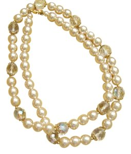 Pearls with AB Beads