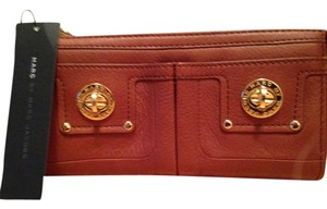 Marc by Marc Jacobs Wristlet in Brown