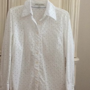 Tommy Hilfiger Button Down Shirt White