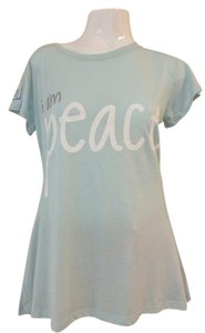 Peace Love World T Shirt Resort Cool Breeze
