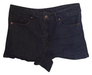 Forever 21 Mini/Short Shorts Dark Denim