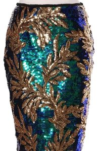 Sequin Statement Piece Need Skirt Multi