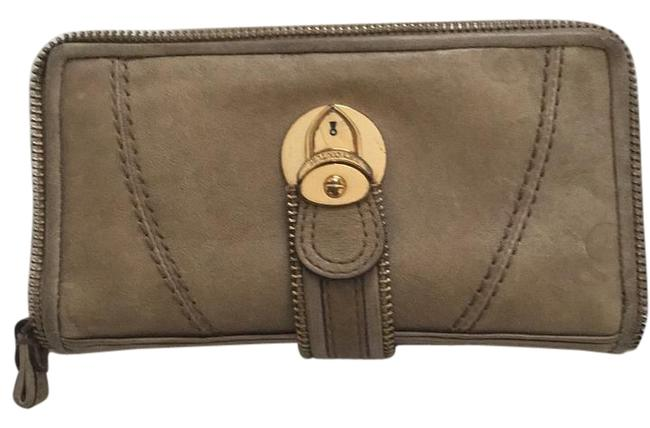 Item - Grey and Gold Wallet