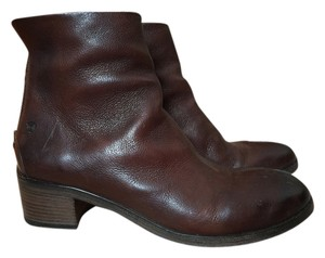 Marsèll Leather Ankle Brown Boots