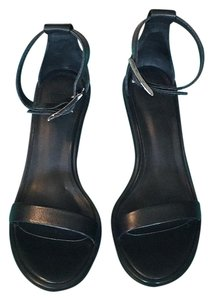Tibi New Black Sandals