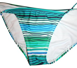 Old Navy Striped String Bikini Bottoms