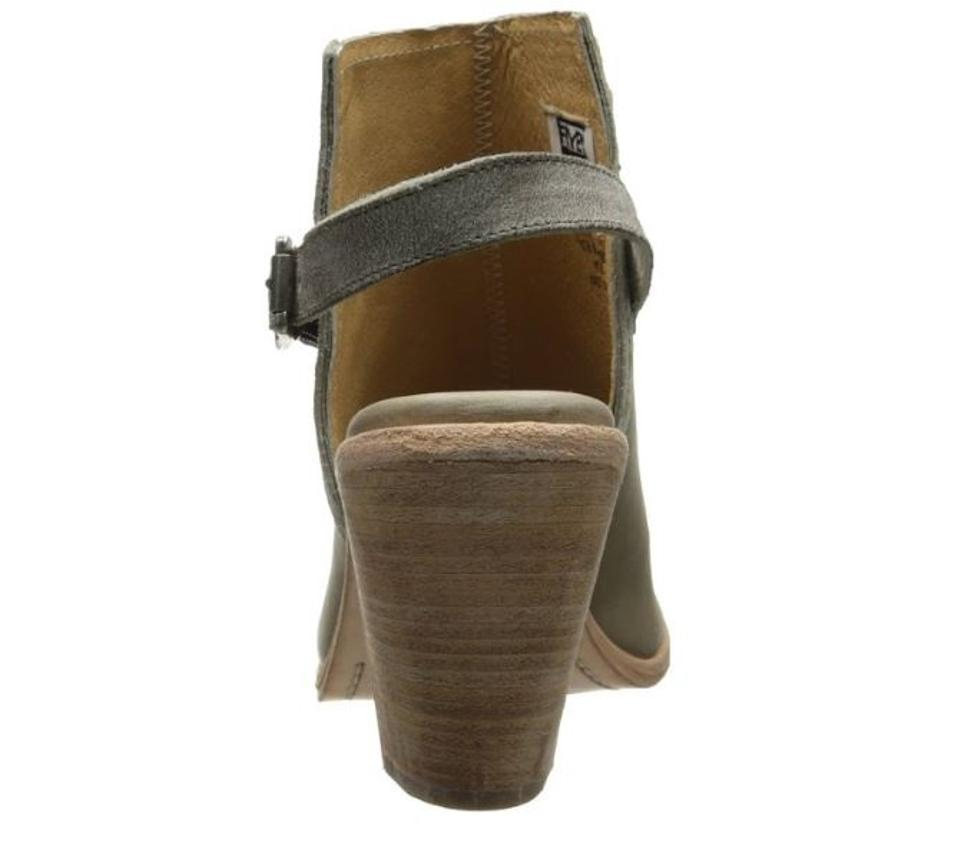 Frye Bone Women's Izzy Artisan Sling Mule Sandals Size US 8 Regular (M, B) 59% off retail