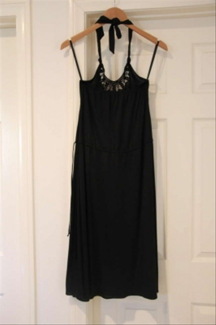 Preload https://item1.tradesy.com/images/bcbgmaxazria-black-high-low-cocktail-dress-size-0-xs-171135-0-0.jpg?width=400&height=650