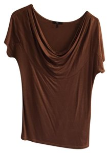 Gap Top Brown