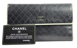Chanel Quilted Flap Wallet CCFLM15 33CCA629