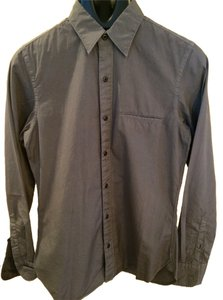 Onassis Button Down Shirt Grey