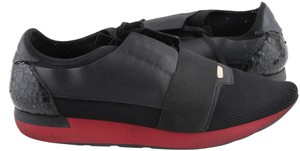 Balenciaga Runner Mens Black Athletic