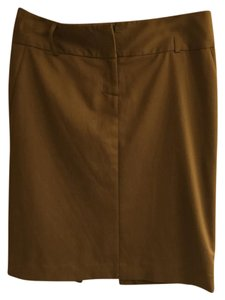 Express Skirt brown