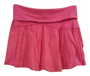 Hard Tail Mini Skirt Pink