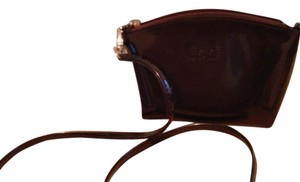 Beijo Brown Clutch