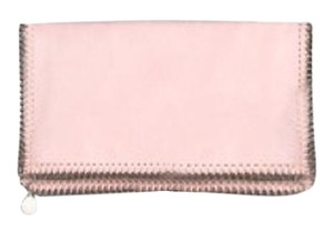 Stella McCartney Pink, Blush Clutch